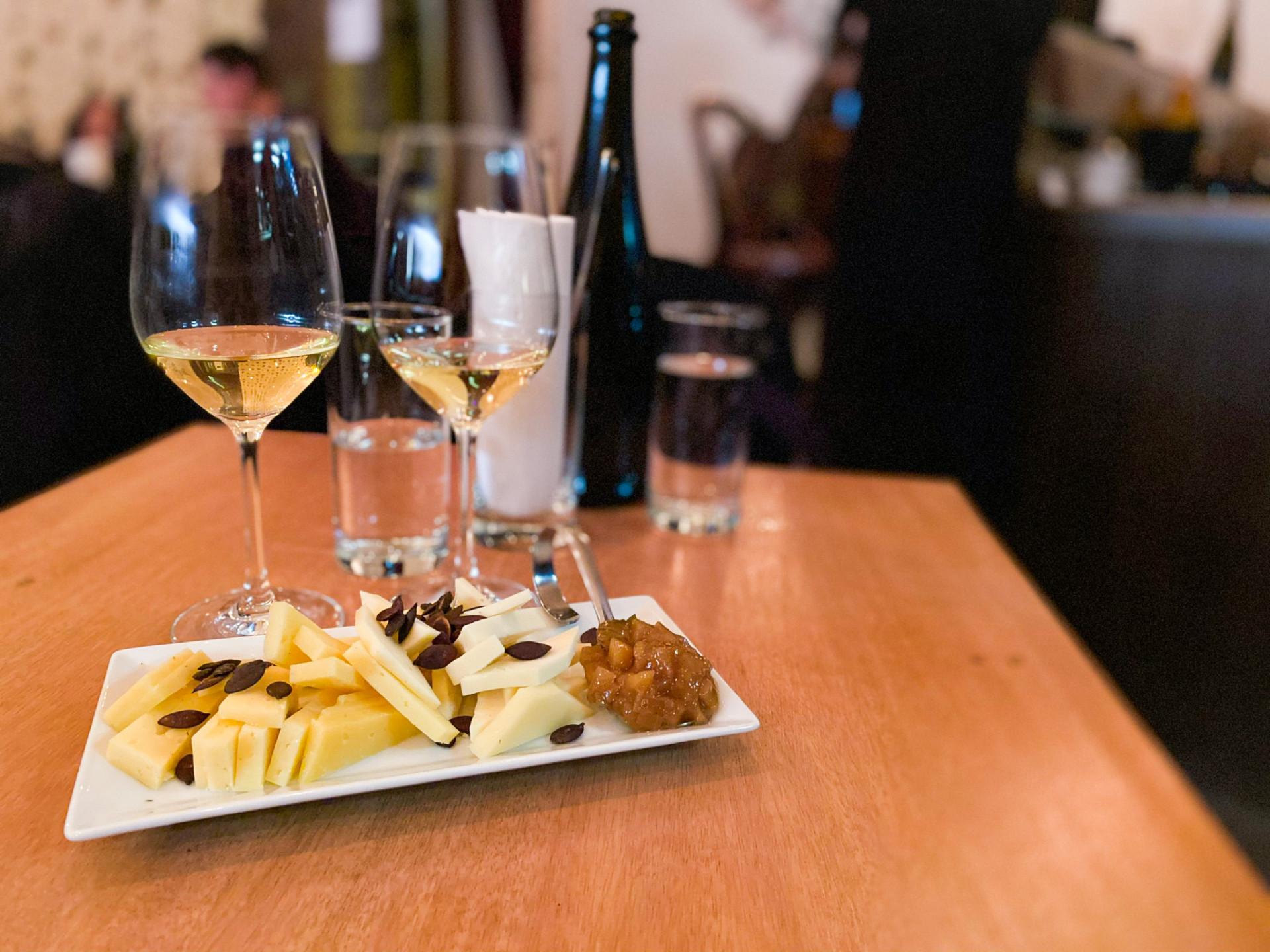 Navštívili jsme: vinárnu Veltlin